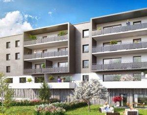 Achat / Vente programme immobilier neuf Thonon-les-Bains proche commodités (74200) - Réf. 4661