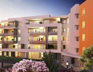 Achat / Vente programme immobilier neuf Thonon-les-Bains proche gare (74200) - Réf. 5644