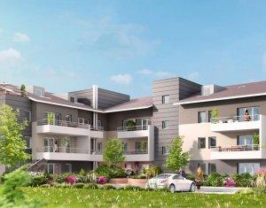 Achat / Vente programme immobilier neuf Thonon-les-Bains proche Place des Arts (74200) - Réf. 1759