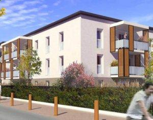 Achat / Vente programme immobilier neuf Thonon-les-Bains quartier de Port Ripaille (74200) - Réf. 2918