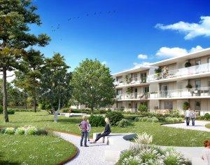 Achat / Vente programme immobilier neuf Thonon-les-Bains quartier résidentiel à 2 minutes du centre (74200) - Réf. 404