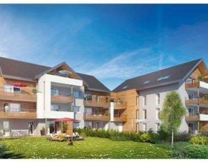 Achat / Vente programme immobilier neuf Thorens-Glières (74570) - Réf. 1503