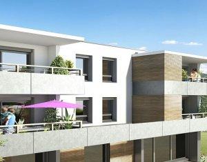 Achat / Vente programme immobilier neuf Thyez écoquartier (74300) - Réf. 1422