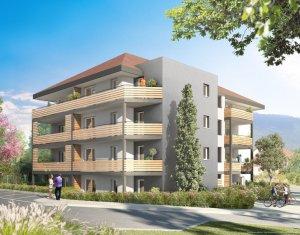 Achat / Vente programme immobilier neuf Valleiry coeur de village (74520) - Réf. 3630