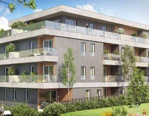 Achat / Vente programme immobilier neuf Vétraz-Monthoux à 10 min d'Annemasse (74100) - Réf. 5641