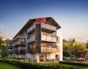 Achat / Vente programme immobilier neuf Vétraz-Monthoux proche Annemasse (74100) - Réf. 522