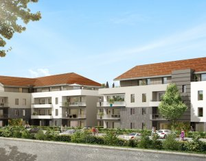Achat / Vente programme immobilier neuf Vétraz-Monthoux proche commodités (74100) - Réf. 892