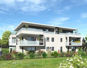 Achat / Vente programme immobilier neuf Vetraz Monthoux proche de la mairie (74100) - Réf. 2498