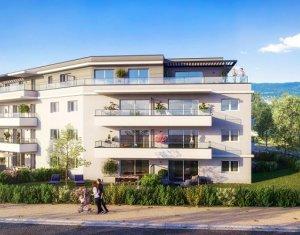 Achat / Vente programme immobilier neuf Vétraz-Monthoux proche école Françoise Dolto (74100) - Réf. 5639