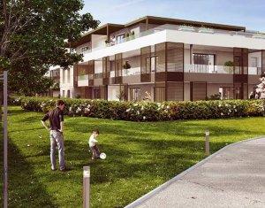 Achat / Vente programme immobilier neuf Vétraz-Monthoux proche Genève (74100) - Réf. 1820