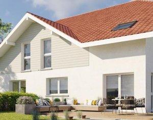 Achat / Vente programme immobilier neuf Vétraz-Monthoux proche Genève (74100) - Réf. 2199