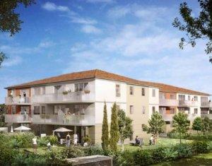 Achat / Vente programme immobilier neuf Villars-les-Dombes centre du bourg (01330) - Réf. 125