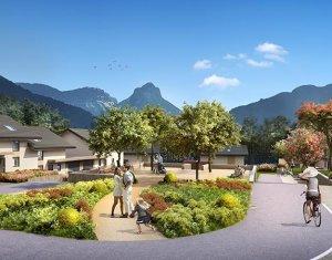 Achat / Vente programme immobilier neuf Villaz proche d'Annecy (74370) - Réf. 1734