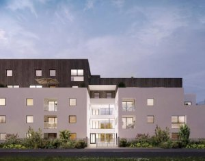 Achat / Vente programme immobilier neuf Ville-la-Grand à 500 mètres des écoles (74100) - Réf. 3930