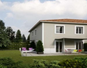 Achat / Vente programme immobilier neuf Viry (74580) - Réf. 962