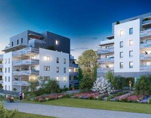 Achat / Vente programme immobilier neuf Viry au coeur de l'éco-quartier (74580) - Réf. 1300
