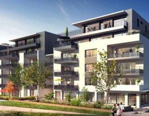 Achat / Vente programme immobilier neuf Viry Eco-quartier (74580) - Réf. 690