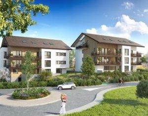 Achat / Vente programme immobilier neuf Vulbens aux portes de la Suisse (74520) - Réf. 3520