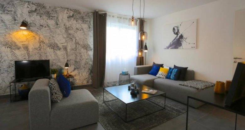 Achat / Vente programme immobilier neuf Amancy entre Annecy et Genève (74800) - Réf. 5815