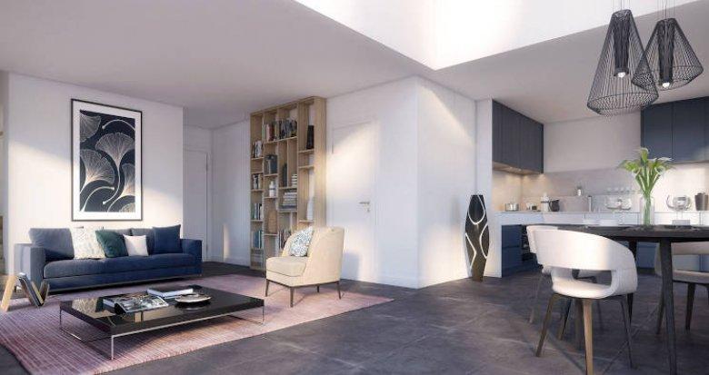 Achat / Vente programme immobilier neuf Ambilly à 15 minutes à pied de la gare d'Anemasse (74100) - Réf. 4330