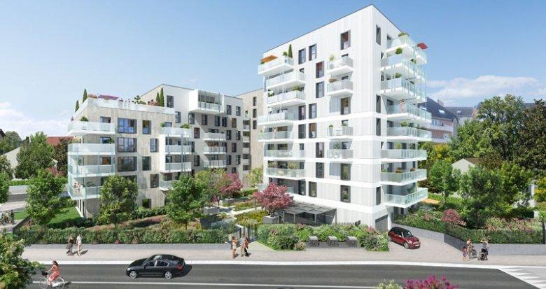 Achat / Vente programme immobilier neuf Ambilly quartier de la croix (74100) - Réf. 629