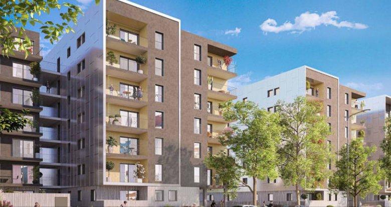 Achat / Vente programme immobilier neuf Annecy à 10min du centre historique (74000) - Réf. 4854