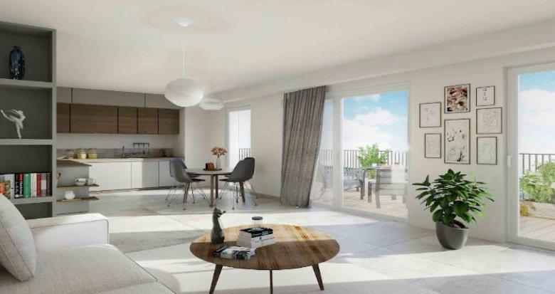 Achat / Vente programme immobilier neuf Annecy à 600 mètres des écoles (74000) - Réf. 4906
