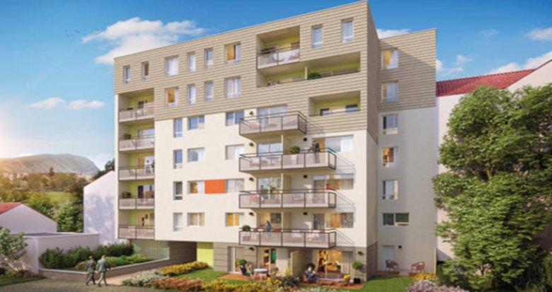 Achat / Vente programme immobilier neuf Annemasse coeur centre ville (74100) - Réf. 2763