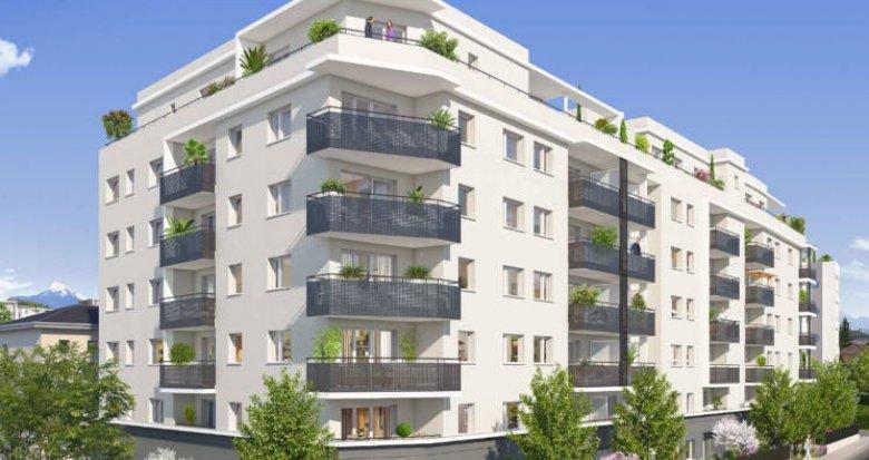 Achat / Vente programme immobilier neuf Annemasse proche centre-ville (74100) - Réf. 2804