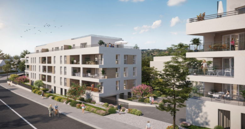 Achat / Vente programme immobilier neuf Annemasse proche toutes commodités (74100) - Réf. 5204
