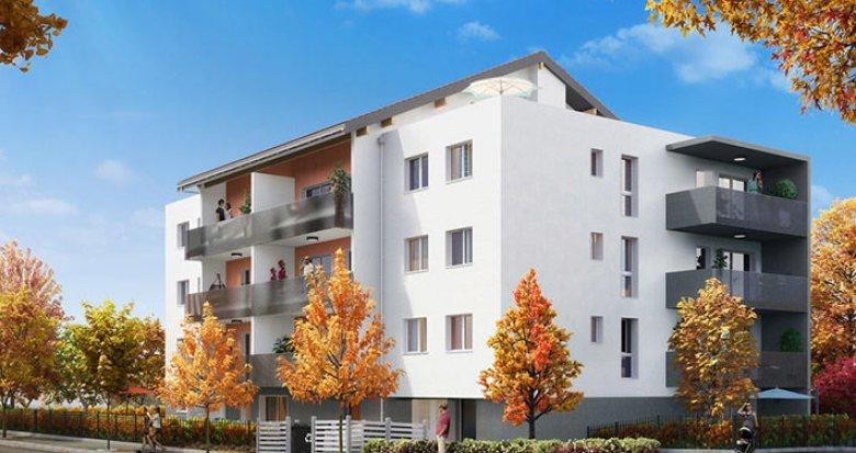 Achat / Vente programme immobilier neuf Annemasse quartier de Romagny (74100) - Réf. 3621
