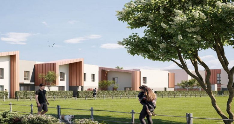 Achat / Vente programme immobilier neuf Beynost proche commodités (01700) - Réf. 5037