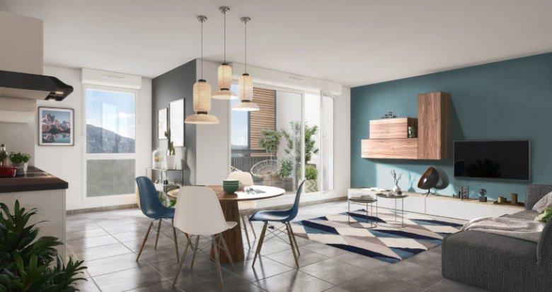 Achat / Vente programme immobilier neuf Bonneville proche du centre et des commodités (74130) - Réf. 5416