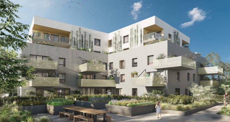 Achat / Vente programme immobilier neuf Chambéry en coeur de ville (73000) - Réf. 4074
