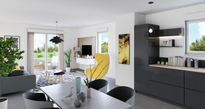 Achat / Vente programme immobilier neuf Chambéry proche centre-ville (73000) - Réf. 2775