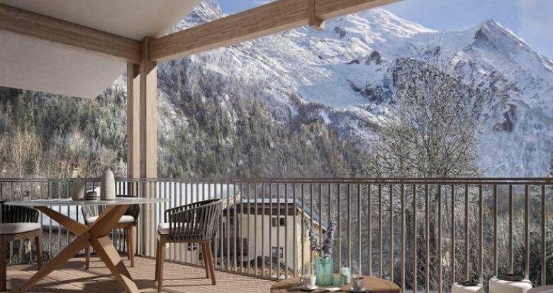 Achat / Vente programme immobilier neuf Chamonix Mont-Blanc proche centre-ville (74400) - Réf. 4976