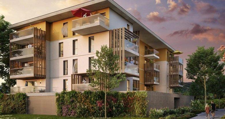 Achat / Vente programme immobilier neuf Cluses proche centre-ville (74300) - Réf. 5651