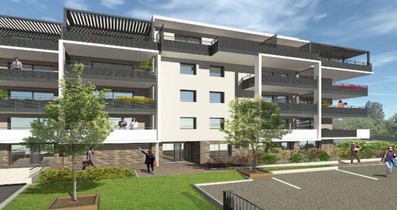 Achat / Vente programme immobilier neuf Collonge-sous-Salève à 100 mètres du bus (74160) - Réf. 4662