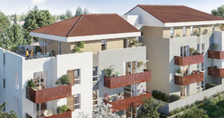 Achat / Vente programme immobilier neuf Collonges coeur de la ville (01550) - Réf. 4935