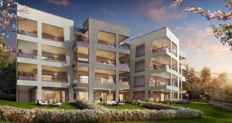 Achat / Vente programme immobilier neuf Divonne-les-Bains à 5 min des thermes (01220) - Réf. 4490