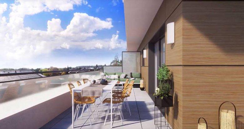 Achat / Vente programme immobilier neuf Divonne-les-Bains proche centre (01220) - Réf. 5078
