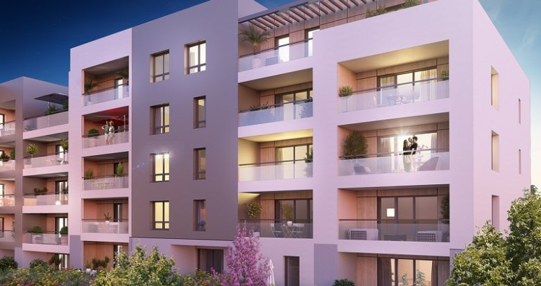 Achat / Vente programme immobilier neuf Ferney-Voltaire proche Annecy (01210) - Réf. 922