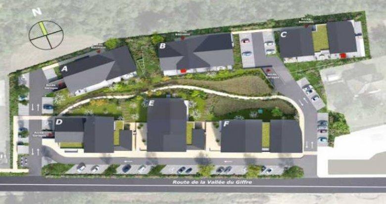 Achat / Vente programme immobilier neuf Fillinges à proximité des commerces (74250) - Réf. 4821