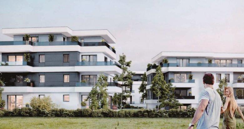 Achat / Vente programme immobilier neuf Gaillard proche Genève (74240) - Réf. 2796