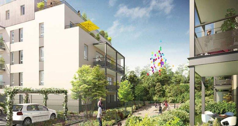 Achat / Vente programme immobilier neuf La-Roche-sur-Foron à 500 mètres des écoles (74800) - Réf. 4068