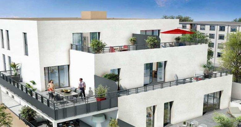 Achat / Vente programme immobilier neuf Marnaz proche commodités et écoles (74460) - Réf. 4098