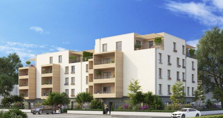 Achat / Vente programme immobilier neuf Meximieux cœur de ville (01800) - Réf. 2521