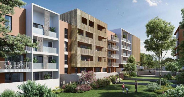 Achat / Vente programme immobilier neuf Monnetier-Mornex en campagne proche Genève et ceva (74560) - Réf. 5539