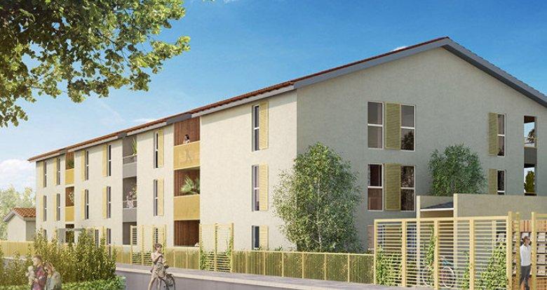 Achat / Vente programme immobilier neuf Montluel proche commodités (01120) - Réf. 1152