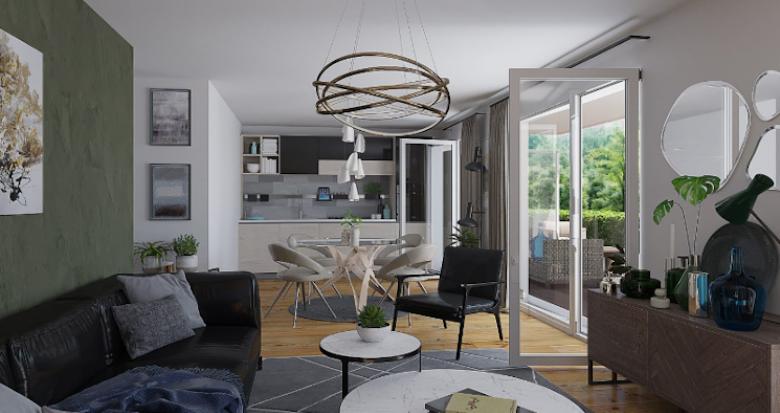Achat / Vente programme immobilier neuf Neydens à proximité de Genève (74160) - Réf. 4660